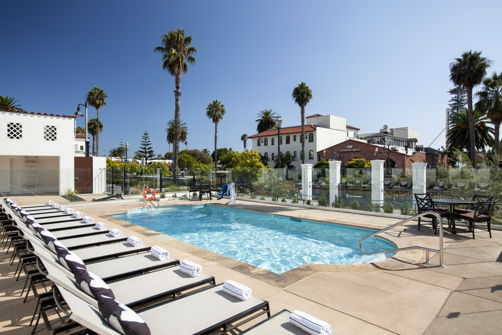Wayfarer accommodations in santa barbara
