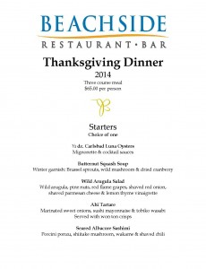 Thanksgiving Dinner_Beachside_Page_1
