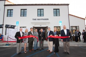 The Wayfarer Santa Barbara Grand Opening