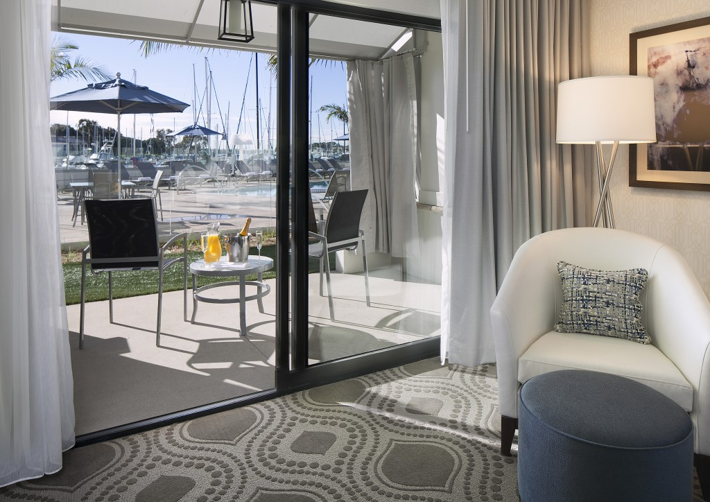 best hotels in marina del rey ca