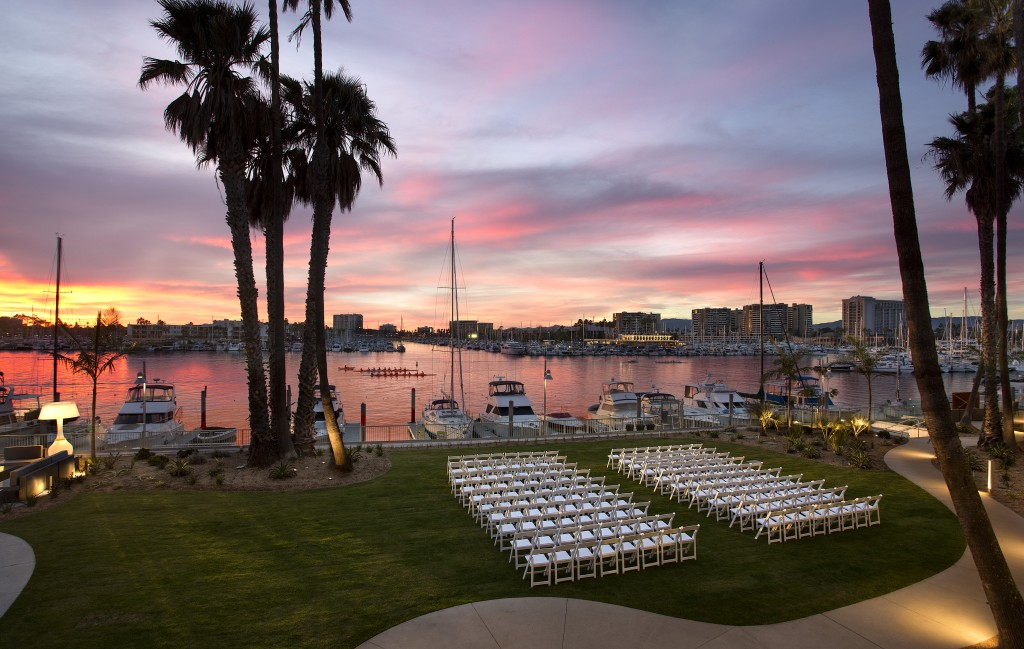 top marina del rey hotels
