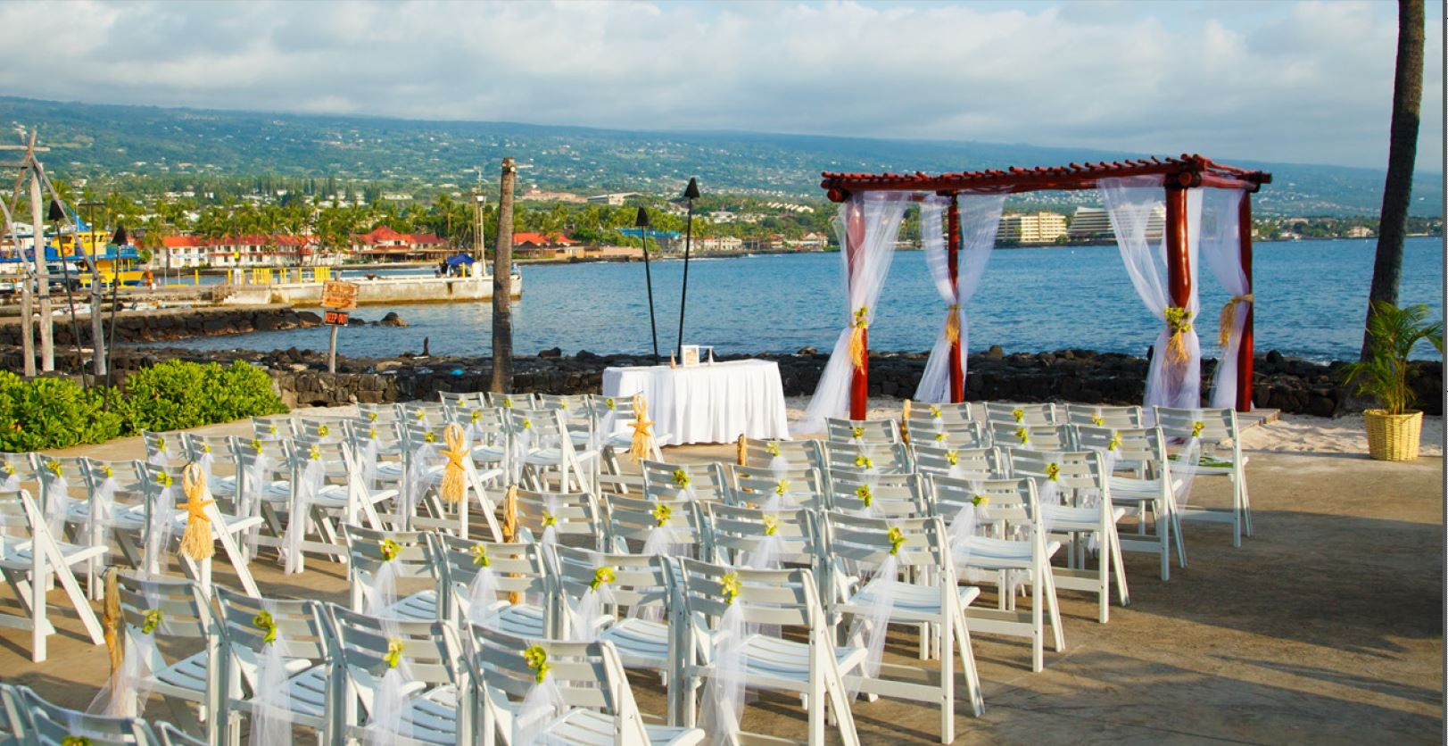 Kona Beach Weddings