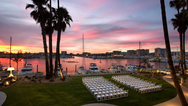 los angeles wedding venues near the beach