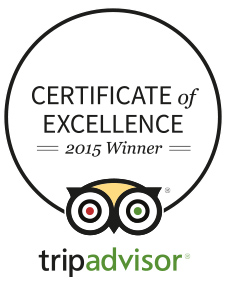 TripAdvisor Excellence Hotels